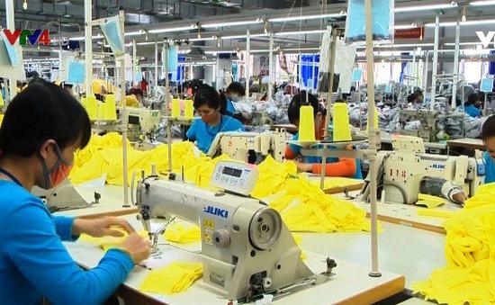 Xuất khẩu dệt may Việt Nam đạt trên 7 tỷ USD quý I năm 2019